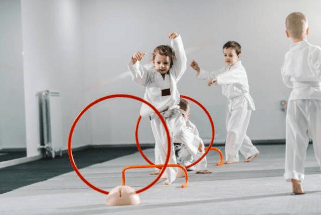 Kidsbirthday, Cobra Life Family Martial Arts Black Belt Academy Shotton, Flintshire