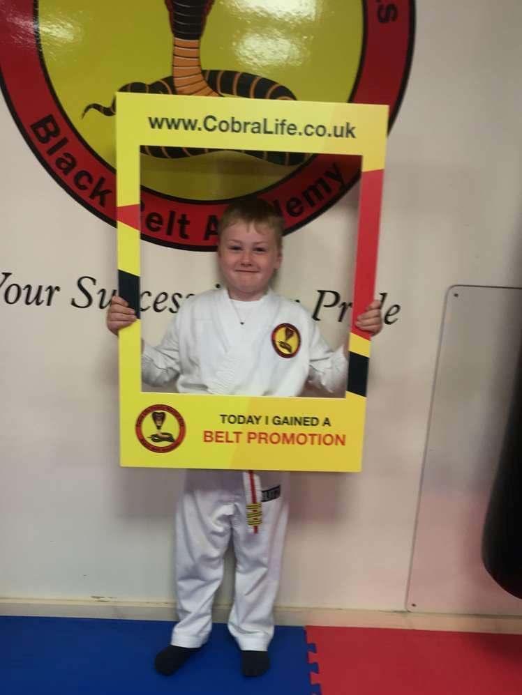 207510553 1474169129588108 4585647080701441290 N1, Cobra Life Family Martial Arts Black Belt Academy Shotton, Flintshire