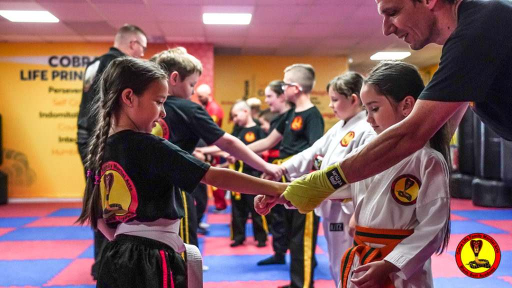 A9 01138 1024x576, Cobra Life Family Martial Arts Black Belt Academy Shotton, Flintshire
